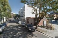 parking on Powell Street in Homebush NSW
