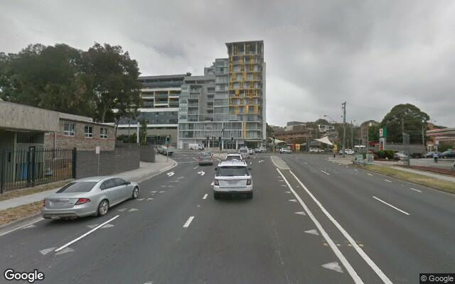 parking on President Ave in Kogarah NSW 2217
