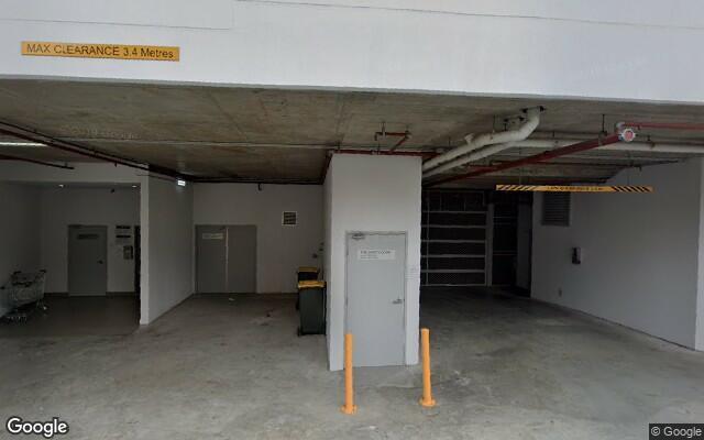 Parking space at Rockdale