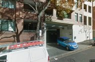 parking on Pyrmont Street in Pyrmont NSW