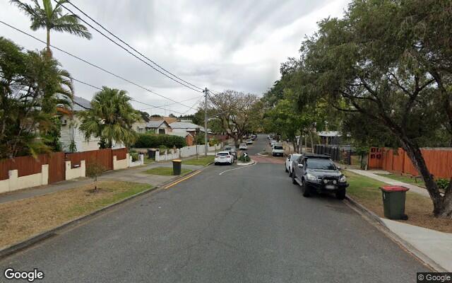 parking on Qualtrough Street in Woolloongabba
