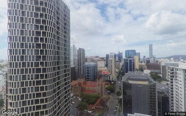 parking on Queen St in Brisbane City QLD 4000