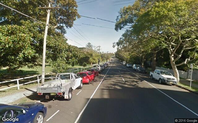 parking on Queens Park Road in Queens Park