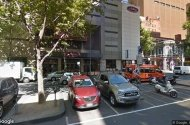 parking on Queens Street in Melbourne VIC
