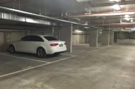 parking on Queensberry Street in North Melbourne VIC