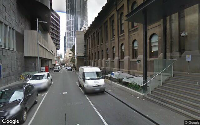 parking on Qv Square in Melbourne Victoria