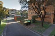 parking on Railway Parade in Hurstville NSW 2220