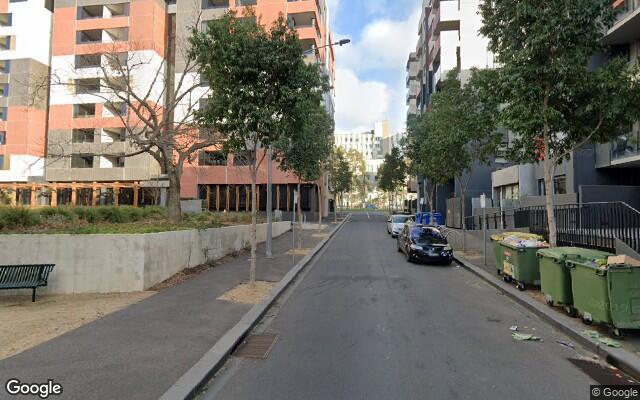 parking on Reeves Street in Carlton