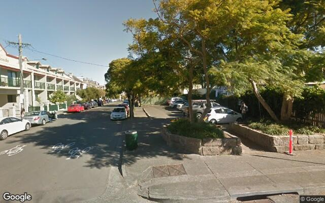 parking on Renwick Street in Leichhardt NSW
