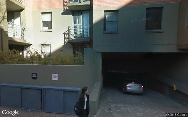 parking on Renwick Street in Redfern