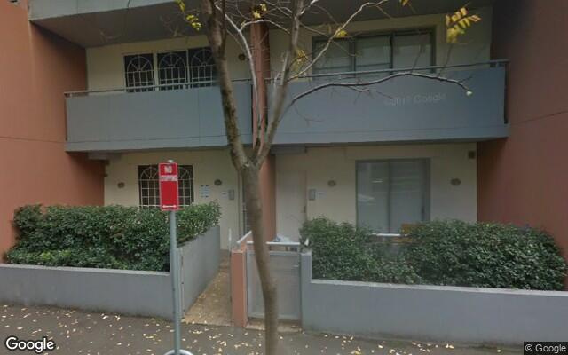 parking on Renwick Street in Redfern NSW