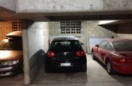 parking on Reservoir Lane in Surry Hills