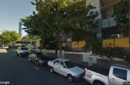 parking on Robertson St in Fortitude Valley