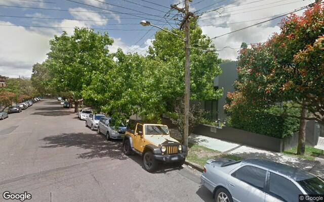 parking on Rocklands Road in Wollstonecraft New South Wales
