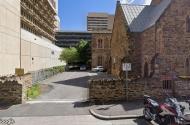 parking on Roper Street in Adelaide South Australia