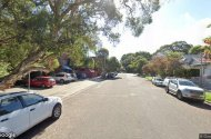 parking on Rosalind Street in Cammeray New South Wales