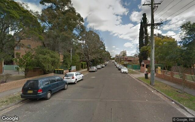 parking on Ross St in North Parramatta NSW 2151
