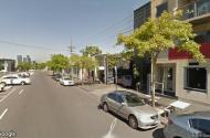 parking on Rosslyn Street in West Melbourne