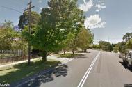parking on Ruth Street in Naremburn