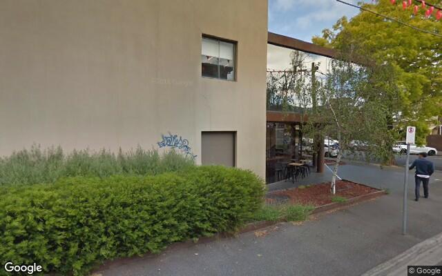 parking on Sandilands Street in South Melbourne