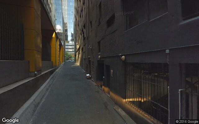 parking on Sargood Lane in Melbourne