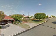 parking on Shaftesbury Avenue in Bedford Western Australia