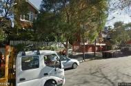 parking on Sheehy Street in Glebe