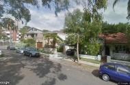 parking on Simpson St in Bondi Beach