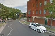 parking on Sinclair Street in Wollstonecraft