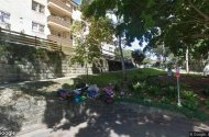 parking on Sir Thomas Mitchell Rd in Bondi Beach New South Wales