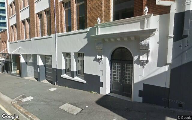 parking on Soleil in Adelaide Street