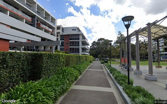 Great car park available for Chevron Apartments