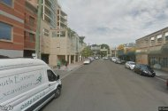 parking on Spring Street in Bondi Junction NSW