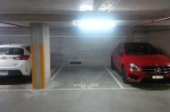 parking on St Kilda Rd in Melbourne