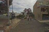 parking on St Kilda Rd in Saint Kilda
