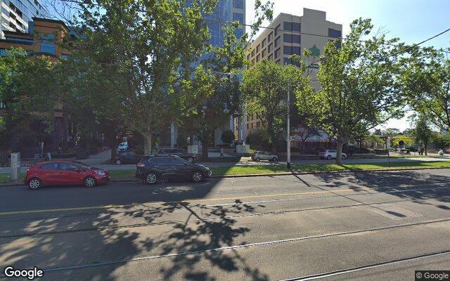 Car park for rent St Kilda Road, Melbourne