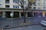 parking on St Kilda Road in Melbourne