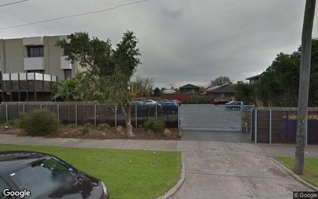 parking on Stephen Street in Yarraville VIC