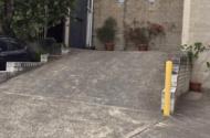 parking on stewart st in glebe