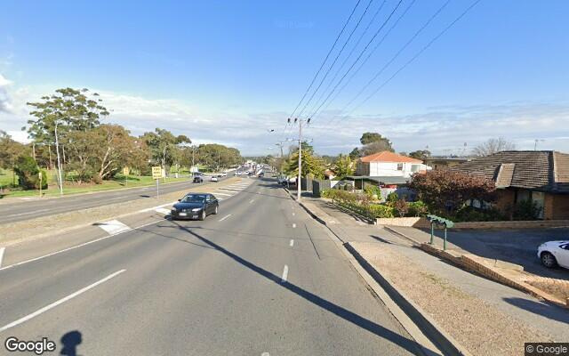 parking on Sturt Road in Bedford Park South Australia