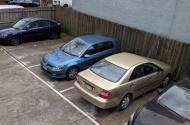 parking on Summers Street in Prahran VIC