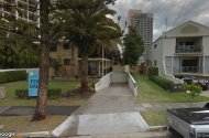 parking on Surf Parade in Surfers Paradise QLD