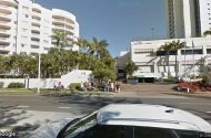parking on Surfers Paradise Boulevard in Surfers Paradise QLD