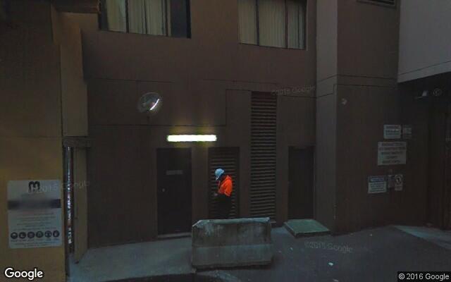 parking on Sussex St in Sydney