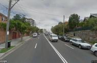 parking on Sydney Rd in Fairlight