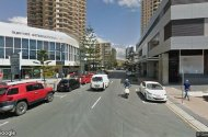 parking on Trickett Street in Surfers Paradise