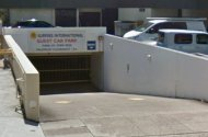 parking on Trickett Street in Surfers Paradise QLD