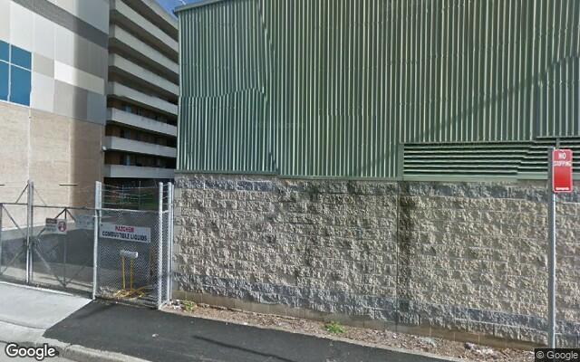 Short term Parramatta underground garage