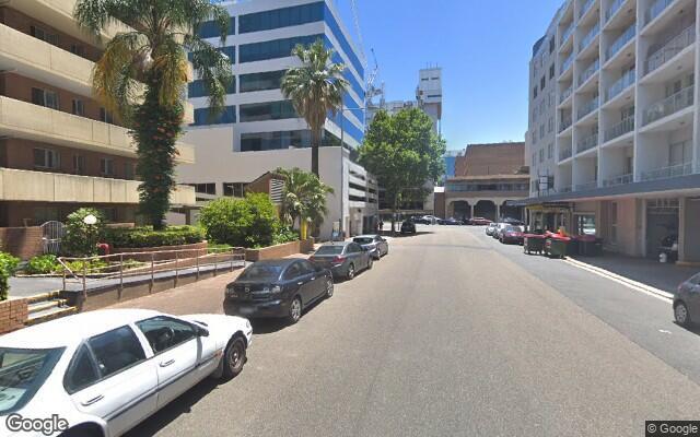 Secure car parking Space available In Parramatta CBD
