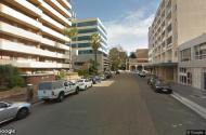 parking on Union Street in Parramatta